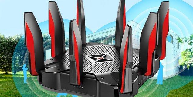 Test TP-Link Archer AX11000 : un excellent routeur qui n'a rien de vraiment gaming