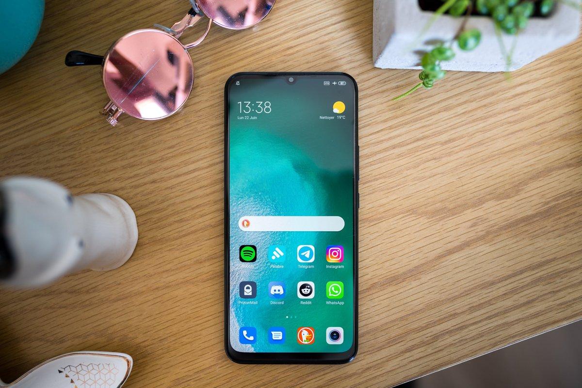Xiaomi Mi 10 Lite test © © Pierre Crochart pour Clubic