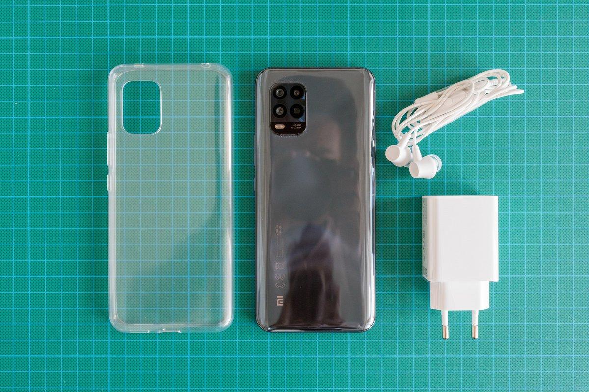 Xiaomi Mi 10 Lite test