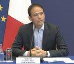 Cédric O, secrétaire d'État chargé de la Transition numérique et des Communications électroniques