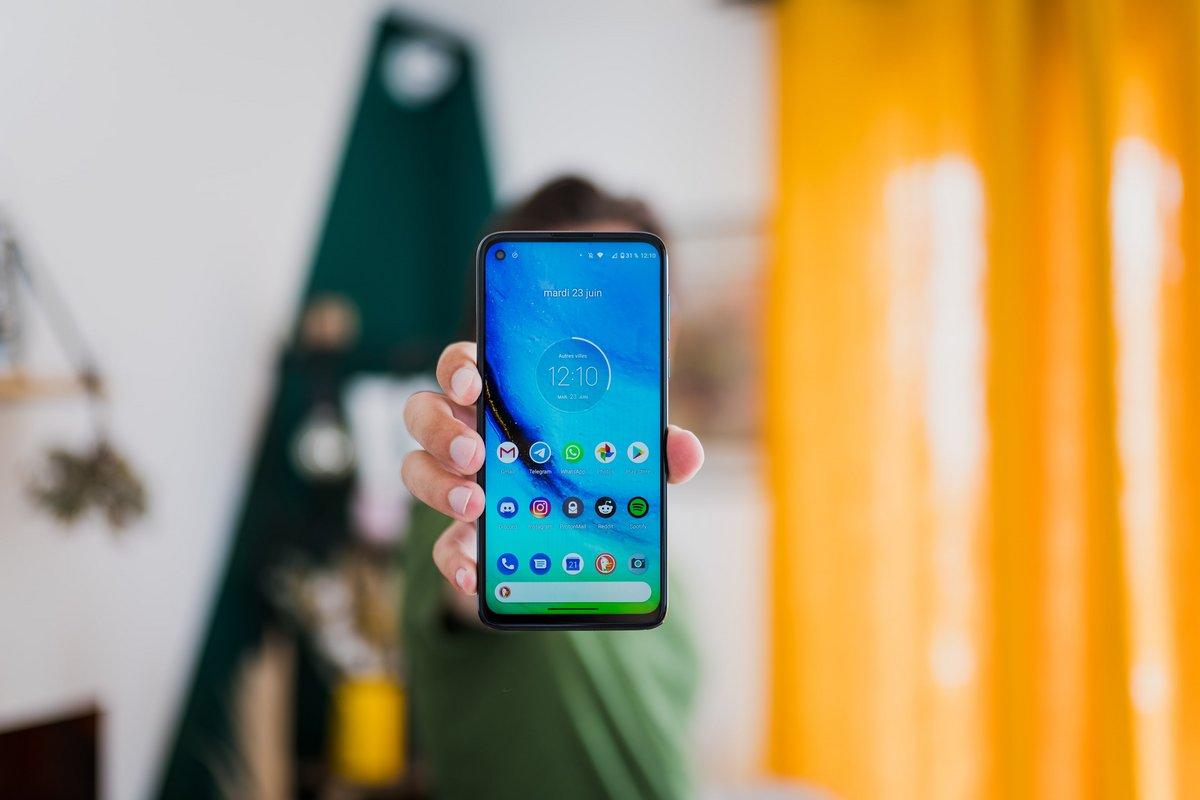 Motorola Moto G Pro test