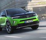Opel Mokka-e : on connait désormais les détails du petit SUV électrique