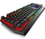 Alienware lance un nouveau clavier gamer, le AW410K
