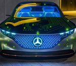 Mercedes-Benz signe un partenariat avec NVIDIA, peu après sa rupture avec BMW.