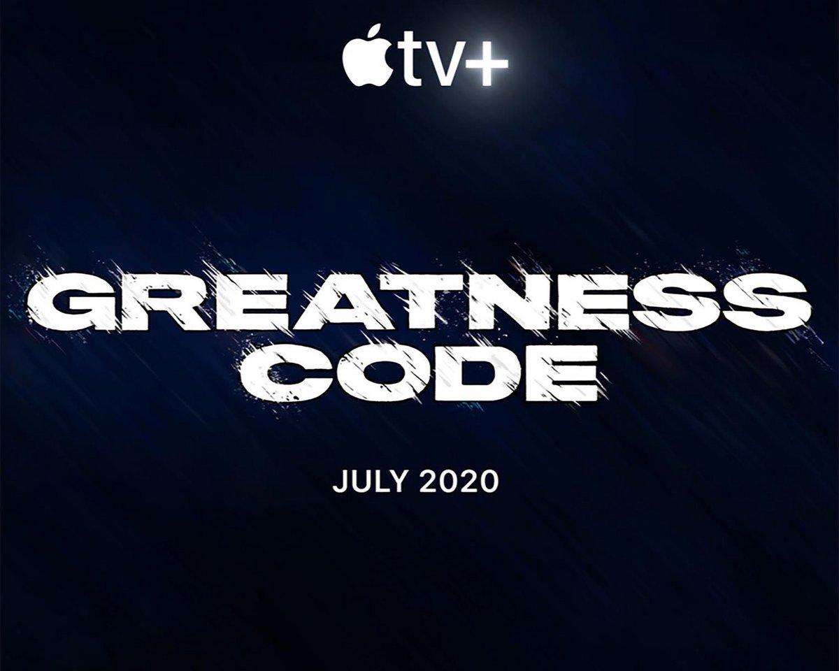 Greatness Code Apple TV+ © ©Apple