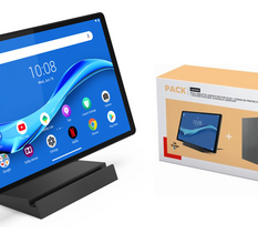 Un pack tablette tactile Lenovo Smart Tab M10 FHD Plus à un prix surprenant