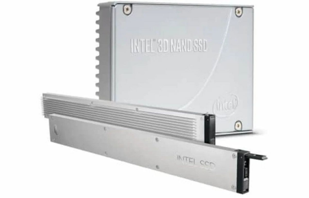 Intel SSD P4510 © Intel