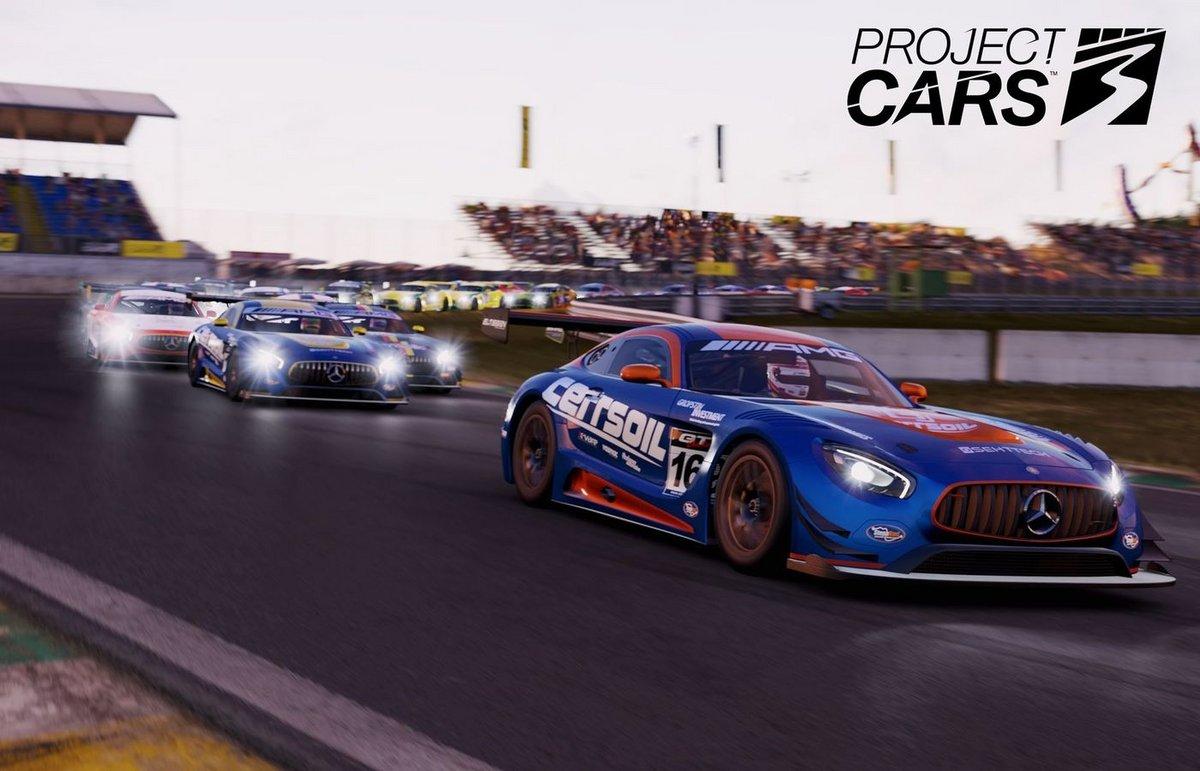 Project Cars 3 © Bandai Namco