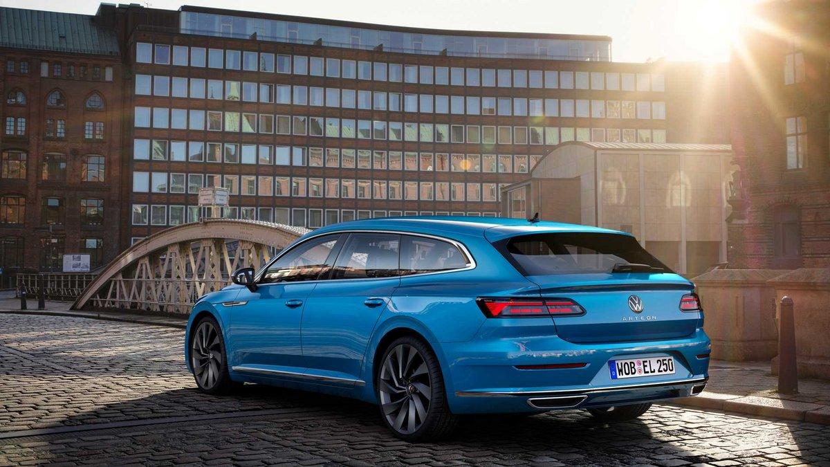 Volkswagen Arteon Shooting Brake 2020 © Volkswagen