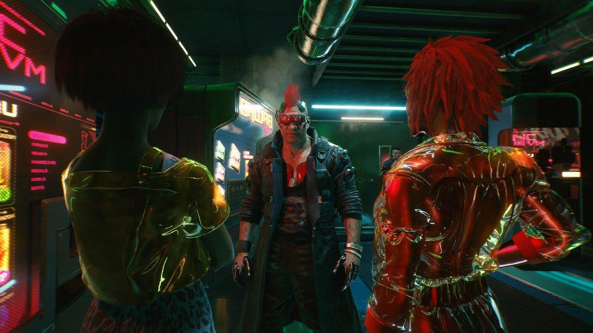Cyberpunk 2077 © CD Projekt RED