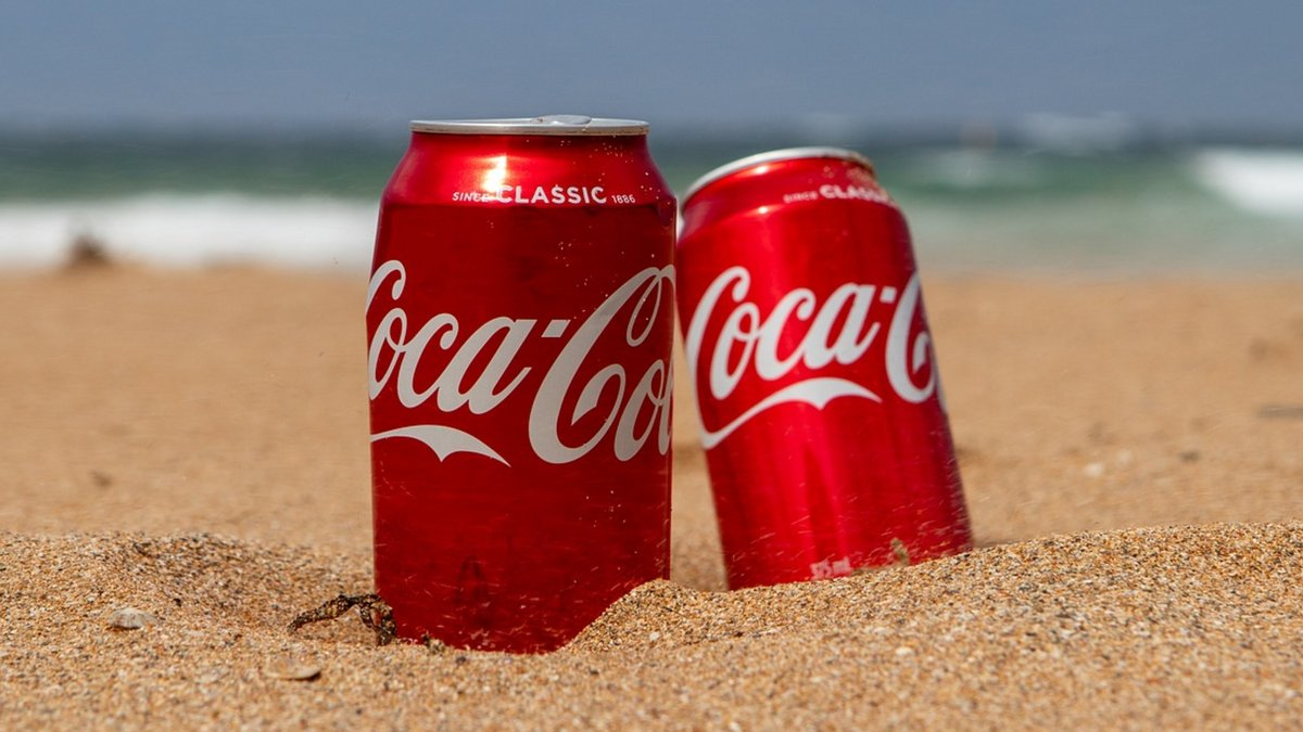 Coca-Cola © Pixabay