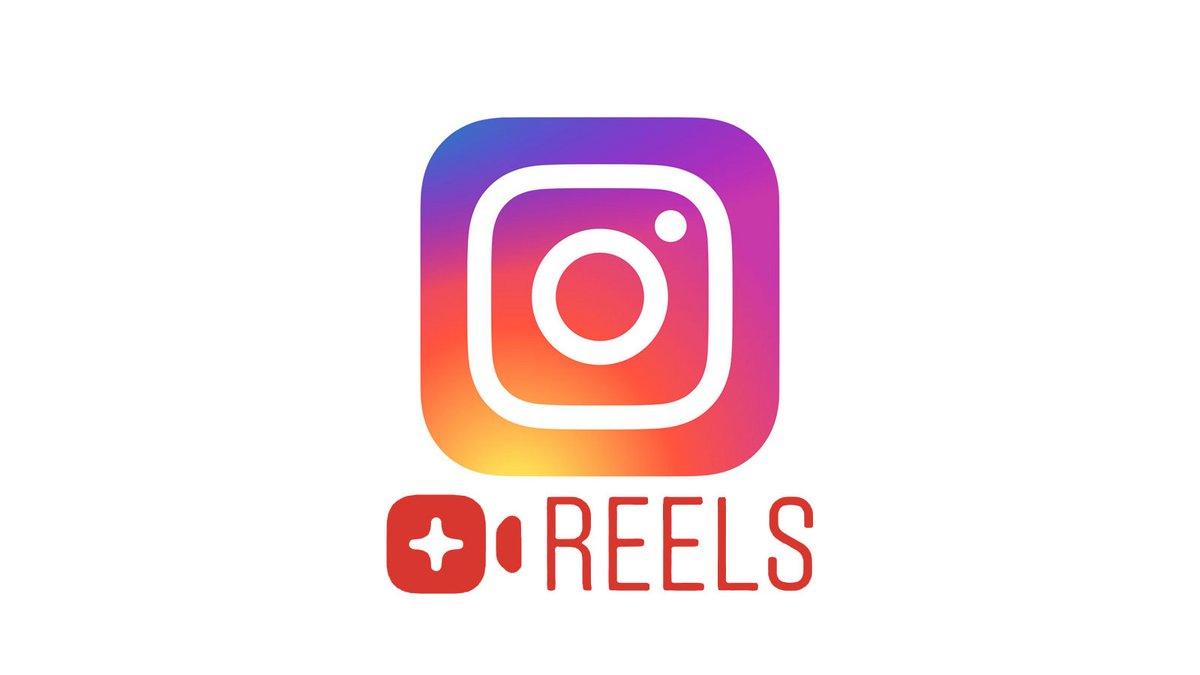 Reels Instagram Logo