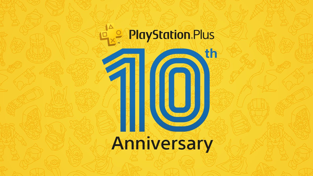 PlayStation Plus 10 ans
