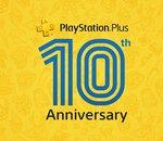 Le PlayStation Plus fête ses 10 ans et annonce 3 jeux pour le mois de juillet