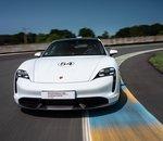 Essai Porsche Taycan sur circuit : toujours prête à se surpasser... et nous avec