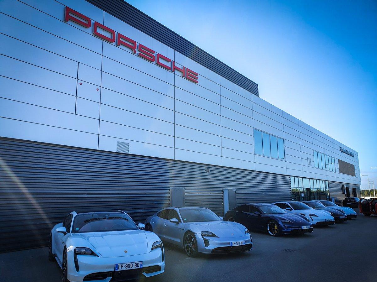 Porsche Experience Center © David Nogueira