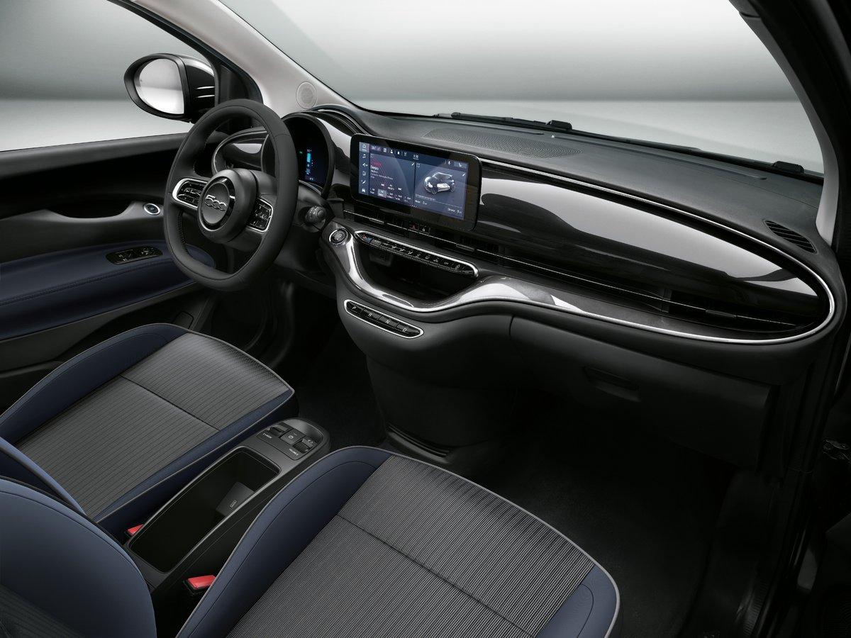 Fiat 500e électrique France