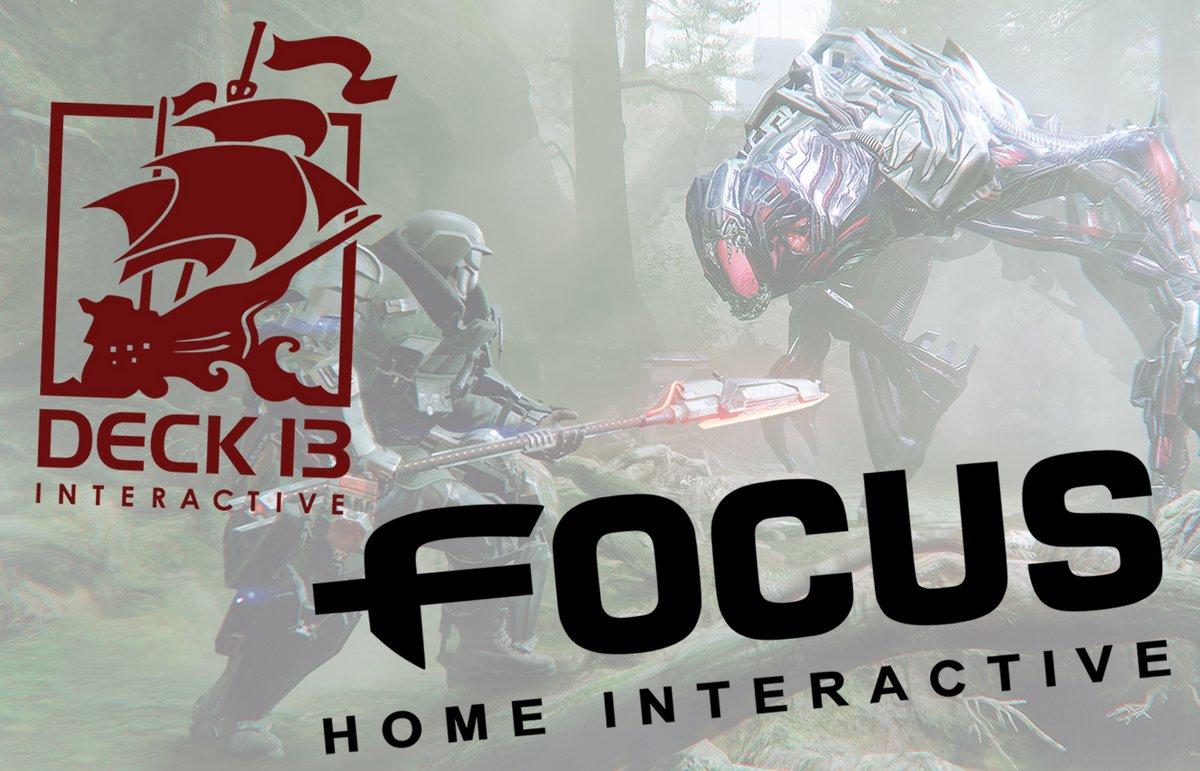 Focus Home Interactive achète Deck13