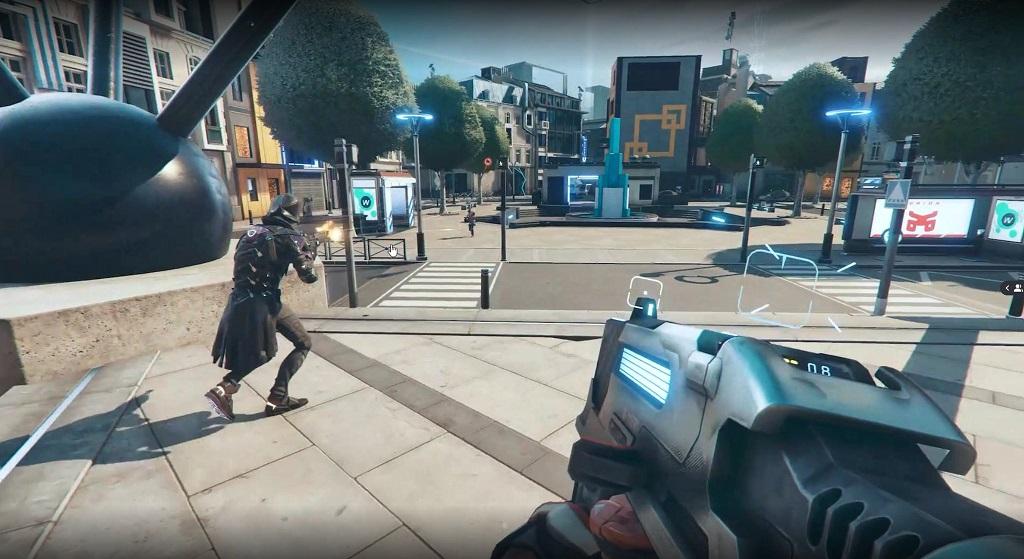 Hyper Scape, le nouveau battle royale signé Ubisoft, arrivera le 11 août