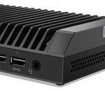 Lenovo lance un mini-ordinateur complètement passif équipé de processeurs AMD Athlon