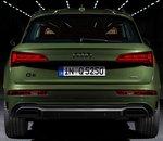 Le nouveau Audi Q5 adopte une motorisation hybride