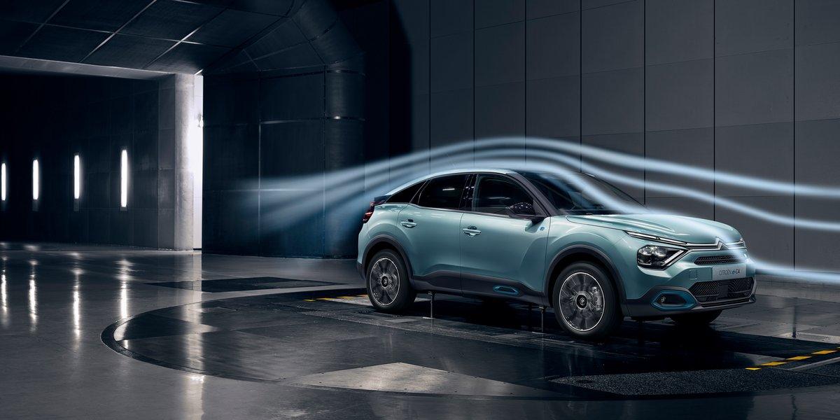 Citroën ë-C4 ©Citroën