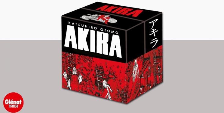 Coffret Akira