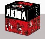 Akira, référence de l'animé japonais et de la SF, s'offre un coffret de légende