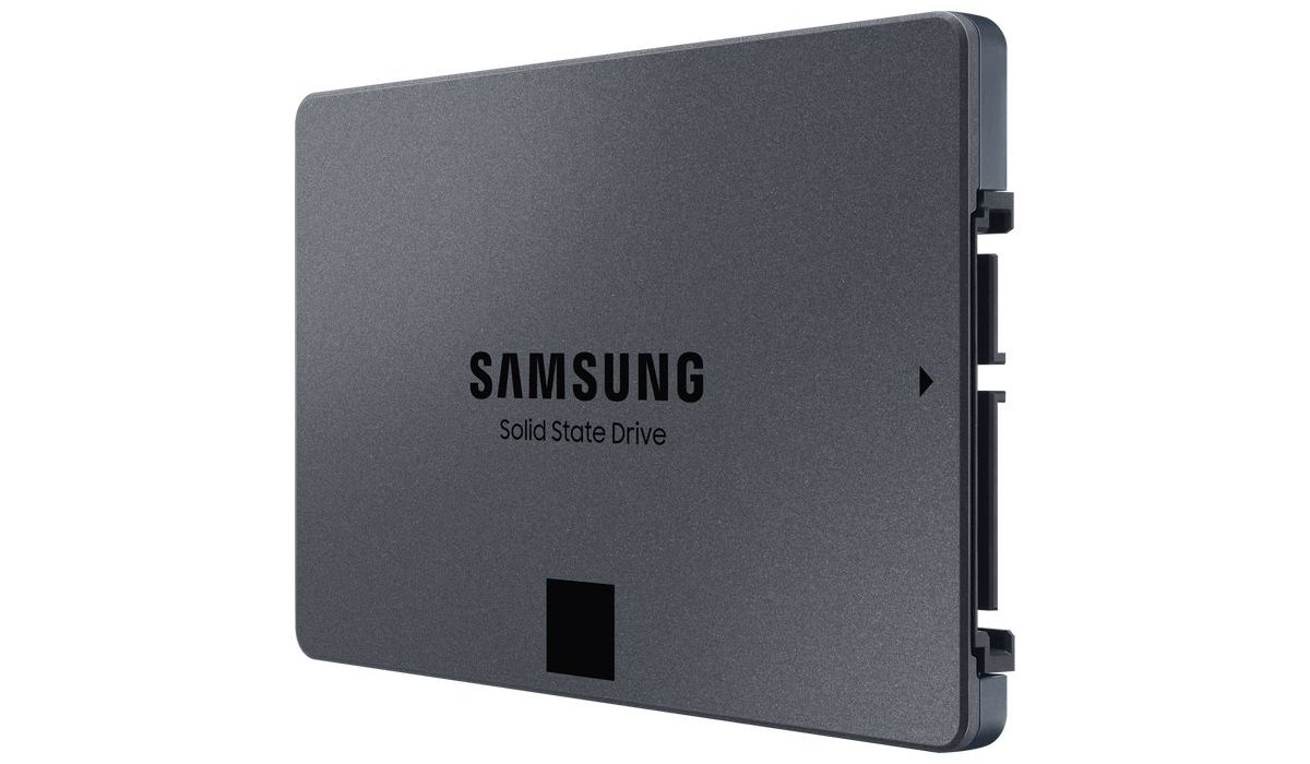Samsung 870 QVO SSD © Samsung