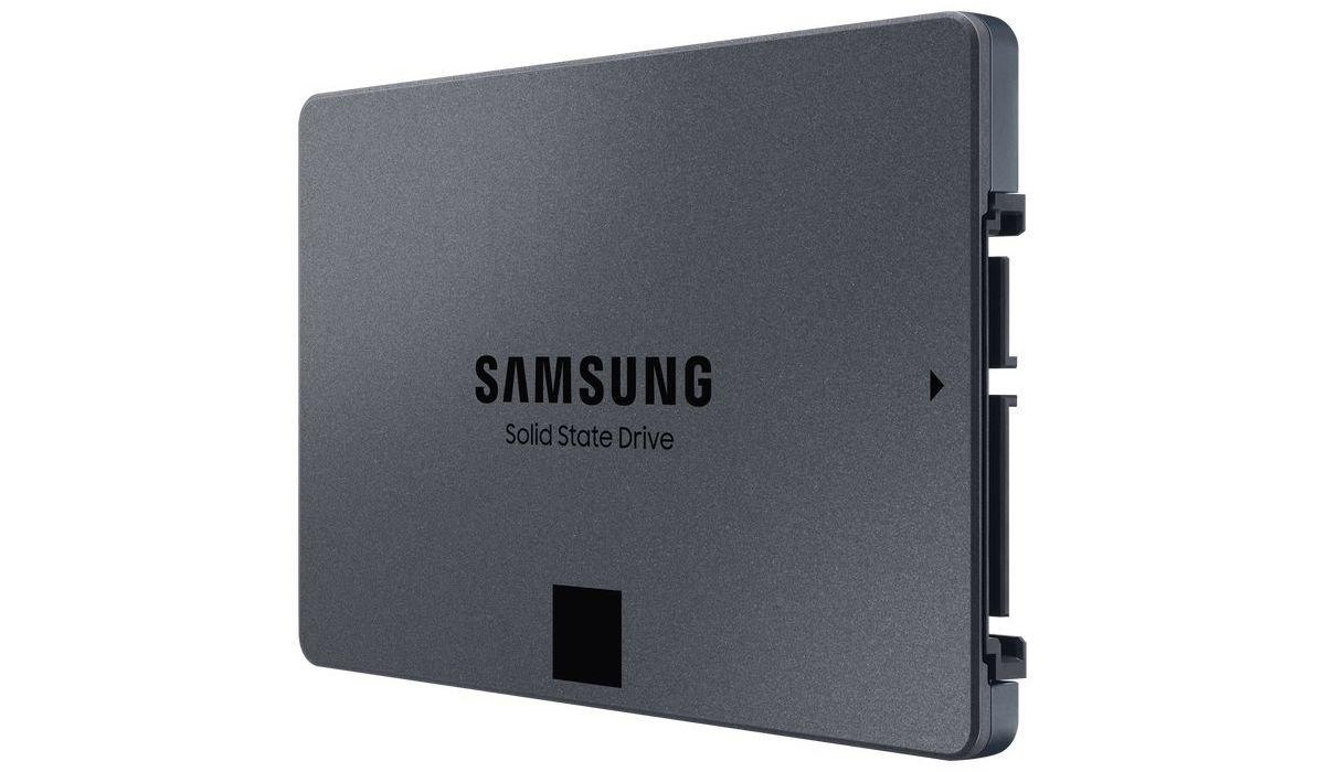Samsung 870 QVO SSD ©Samsung