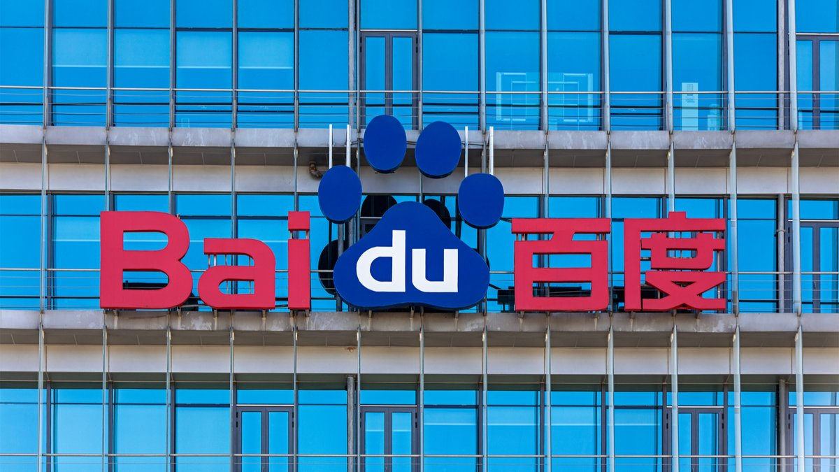 Baidu © testing / Shutterstock.com