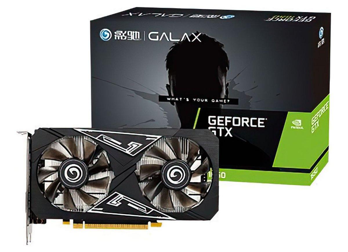 Galax GeForce GTX 1650 Ultra © Videocardz.com