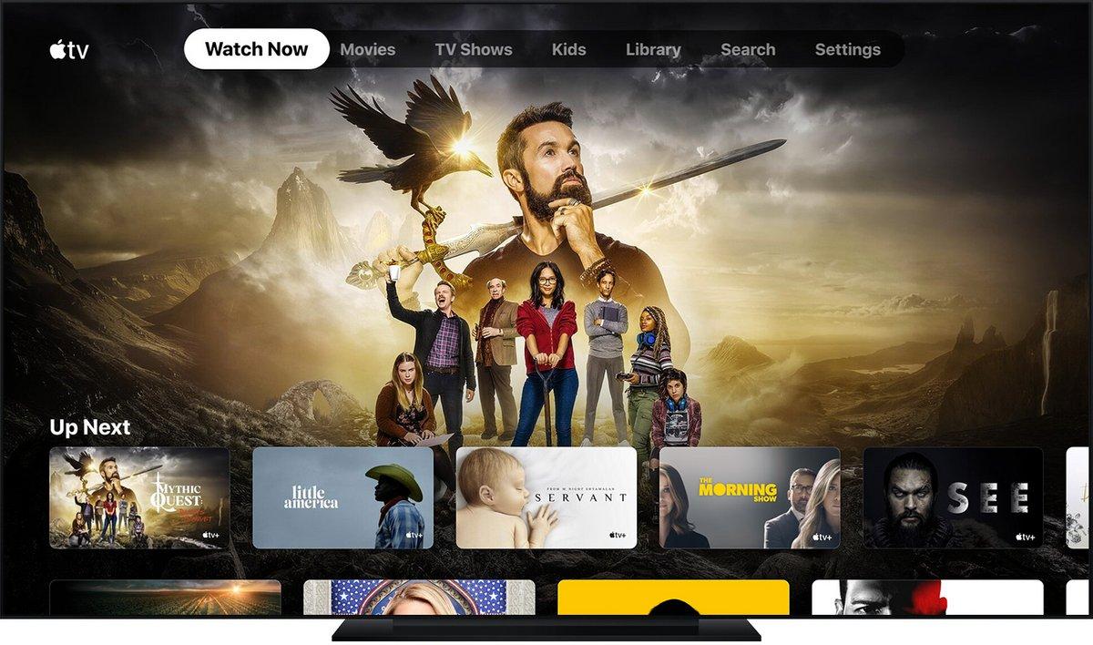 Apple TV LG Atmos