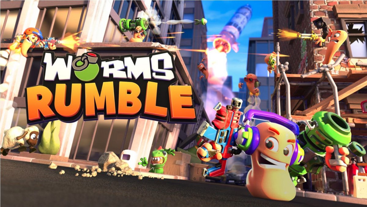 Worms Rumble © Team 17