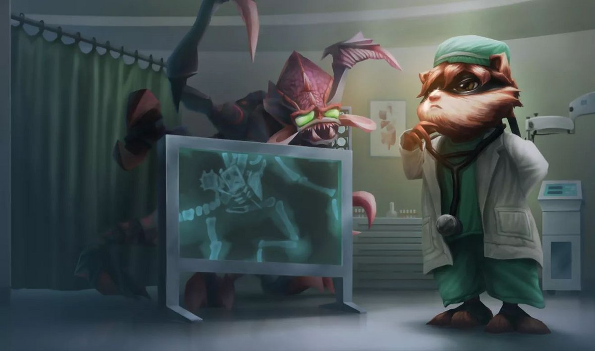 League of Legends contre le Covid-19 © Riot