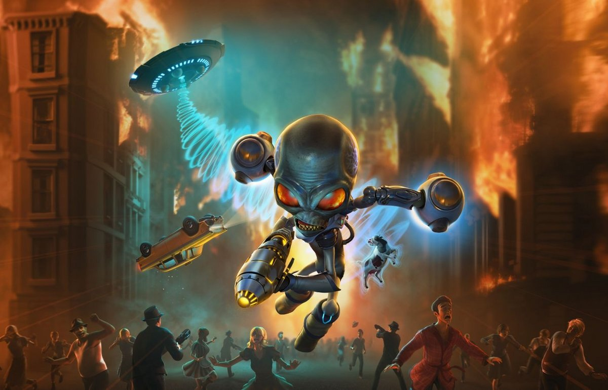 Destroy All Humans © THQ Nordic