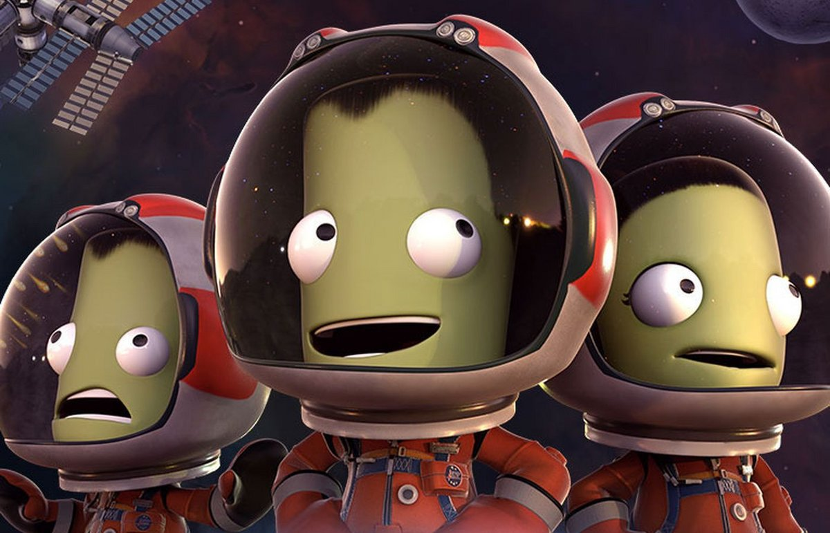 Kerbal Space Program © Squad
