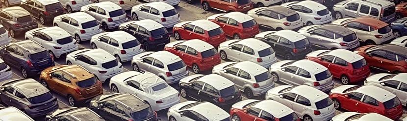 Parc voitures