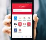 Opera 59 pour Android avance sur le paiement en ligne
