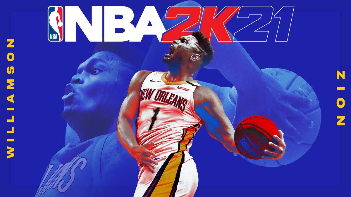 NBA 2K21 PS5 Xbox Series X