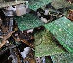 53 millions de tonnes de déchets électroniques en 2019, un record pas très glorieux