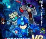 Rockman VR: Aimed At The Virtual World, un Mega Man en VR bientôt au Japon