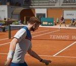 Tennis World Tour 2 en vidéo : Nacon veut oublier le désastre du premier opus