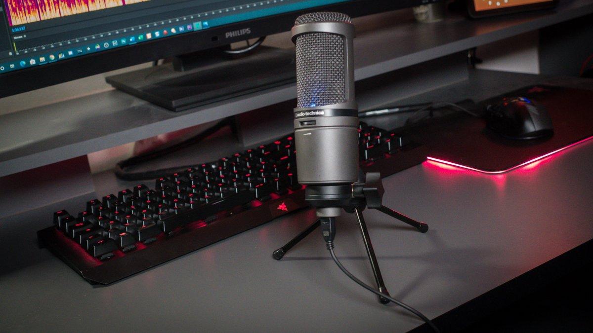 Audio-Technica AT2020USBi, le micro