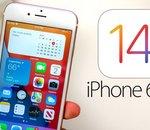 Les iPhone 6S tournent (bien) sous iOS 14, la preuve en vidéo