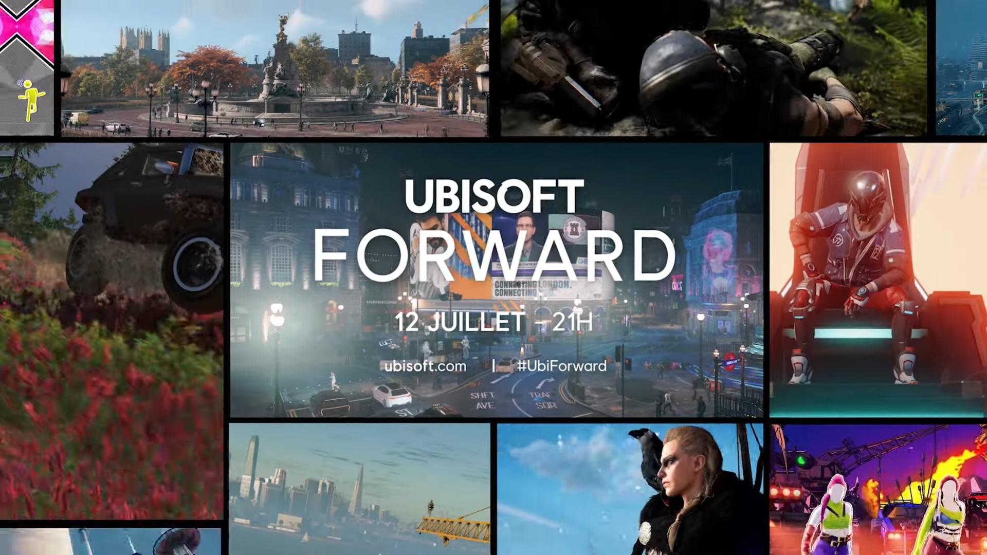 Ubisoft Forward : l'éditeur dévoile le programme de sa conférence et offrira Watch Dogs 2