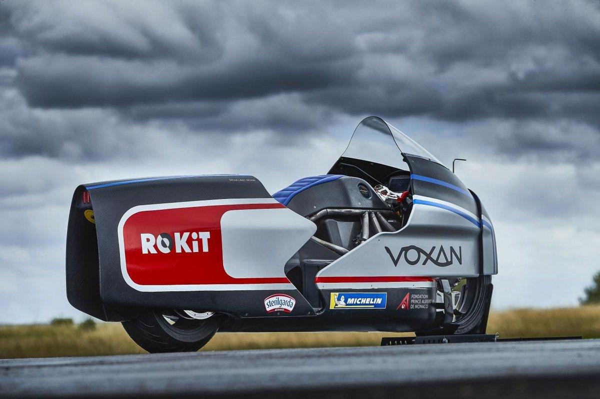 Voxan Wattman © Voxan Motors