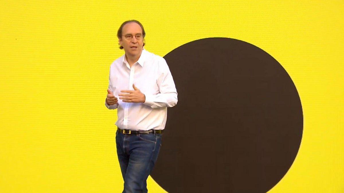 Free keynote Xavier Niel