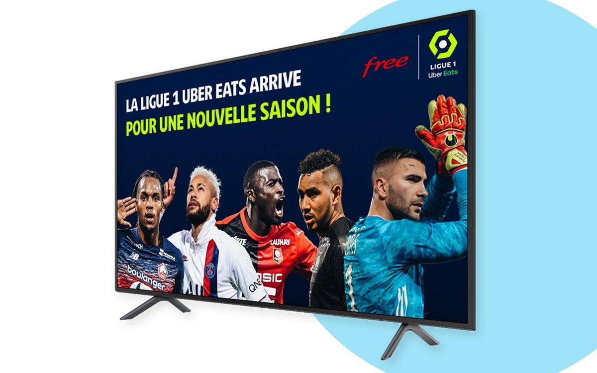 Freebox Pop Ligue 1
