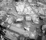 Sur Mars, Curiosity a bien débuté son road trip estival de 1,6 km